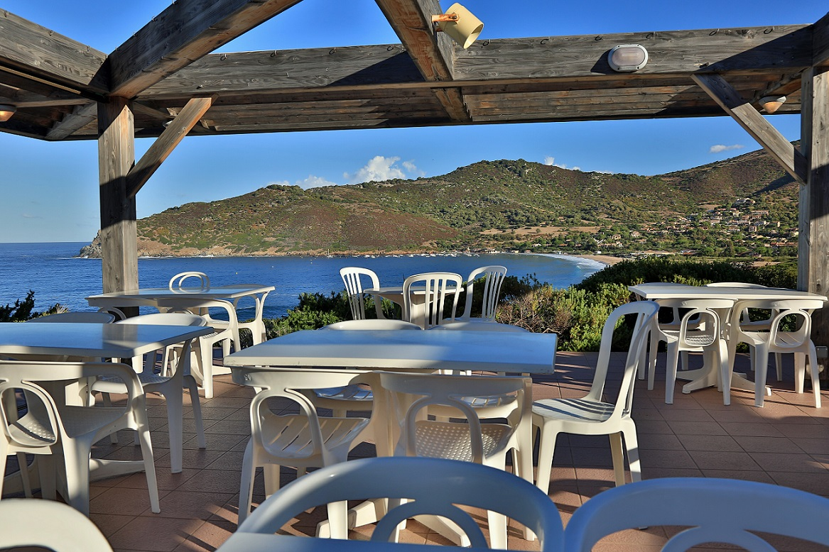Restaurant corse vue mer ajaccio vacances redim paese di lava village vacances en corse du - Restaurant corse du sud ...