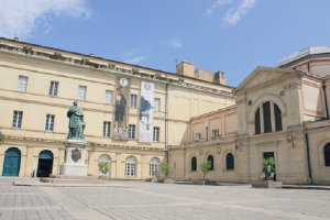 Le musée Fesch est une visite incontournable quand il pleut sur Ajaccio