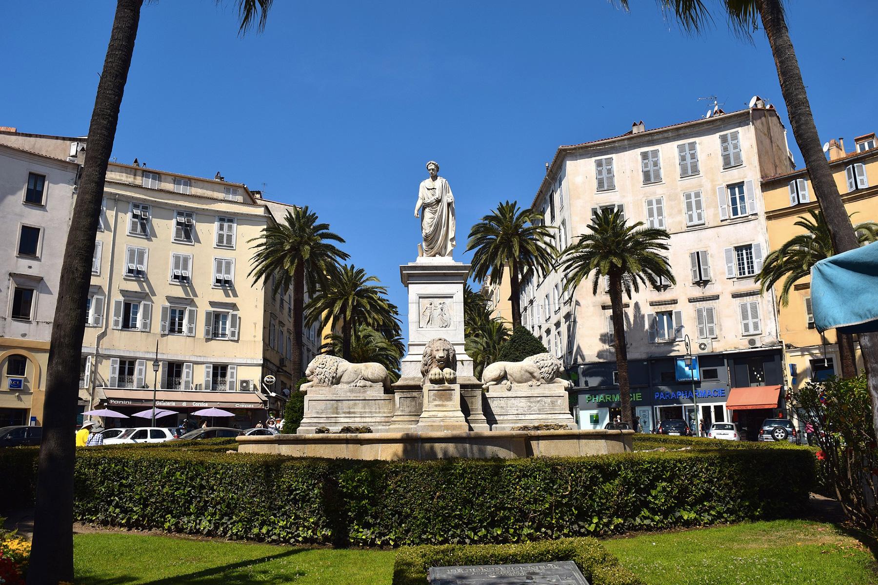 Hotel Ajaccio Centre Ville